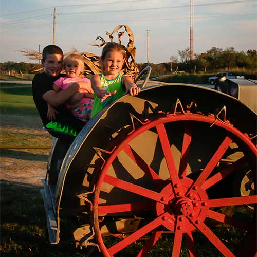 Fall Festival and activities at Appleberry Orchard.